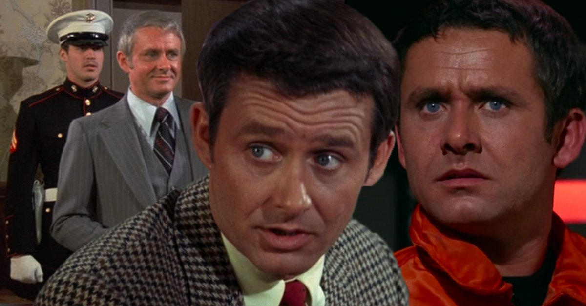 Roger Perry of 'The Facts of Life,' 'Star Trek' and more