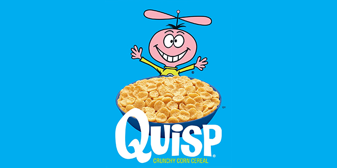 happy 50th birthday to quisp cereal