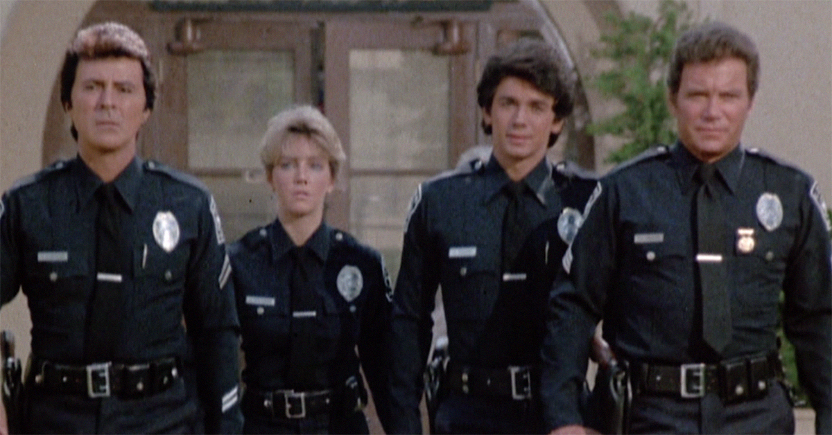 10 things you probably never knew about 'T J  Hooker'