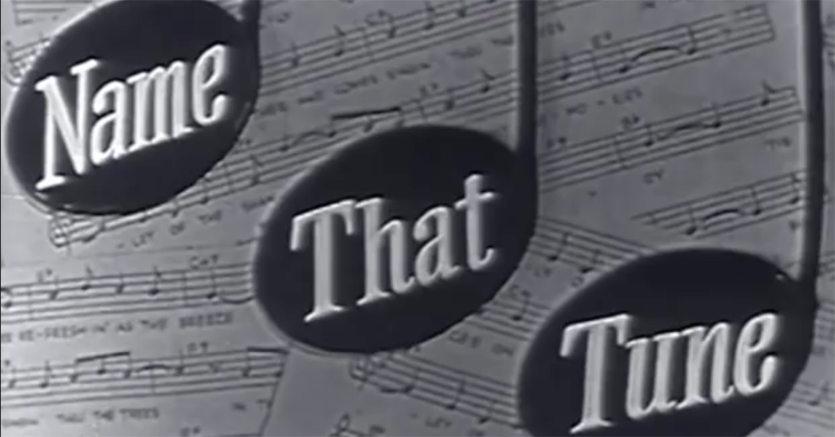 Name That Tune: There's A Reboot Of The Classic Game Show 'Name That Tune
