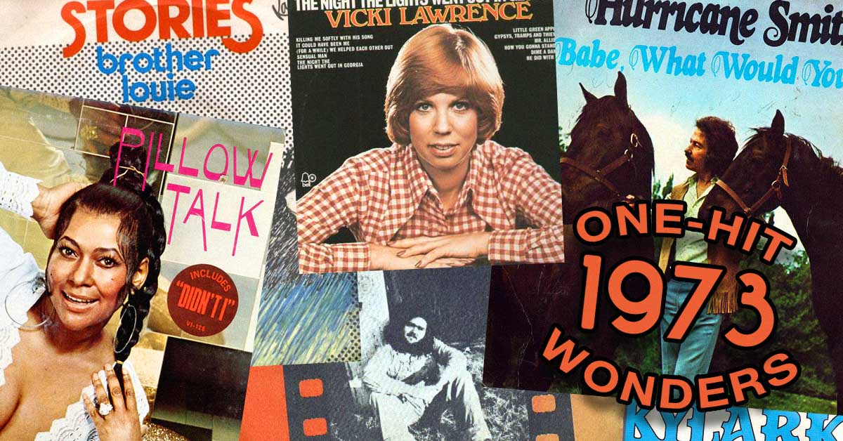 10 shaggy soulful one hit wonders from 1973