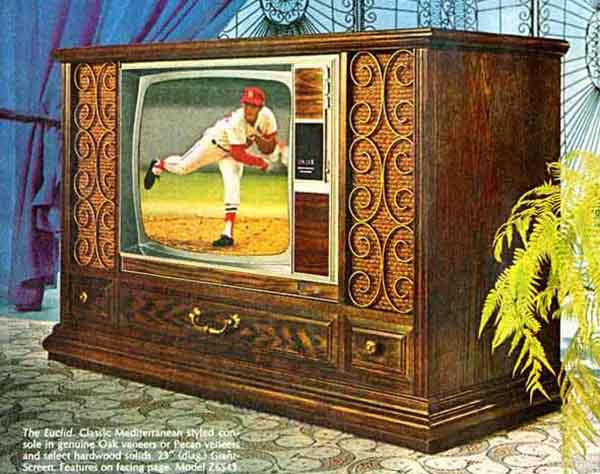 Perfect Remember when televisions were furniture? GB93