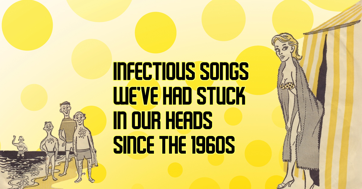 12 obscure but great 1960s TV theme songs