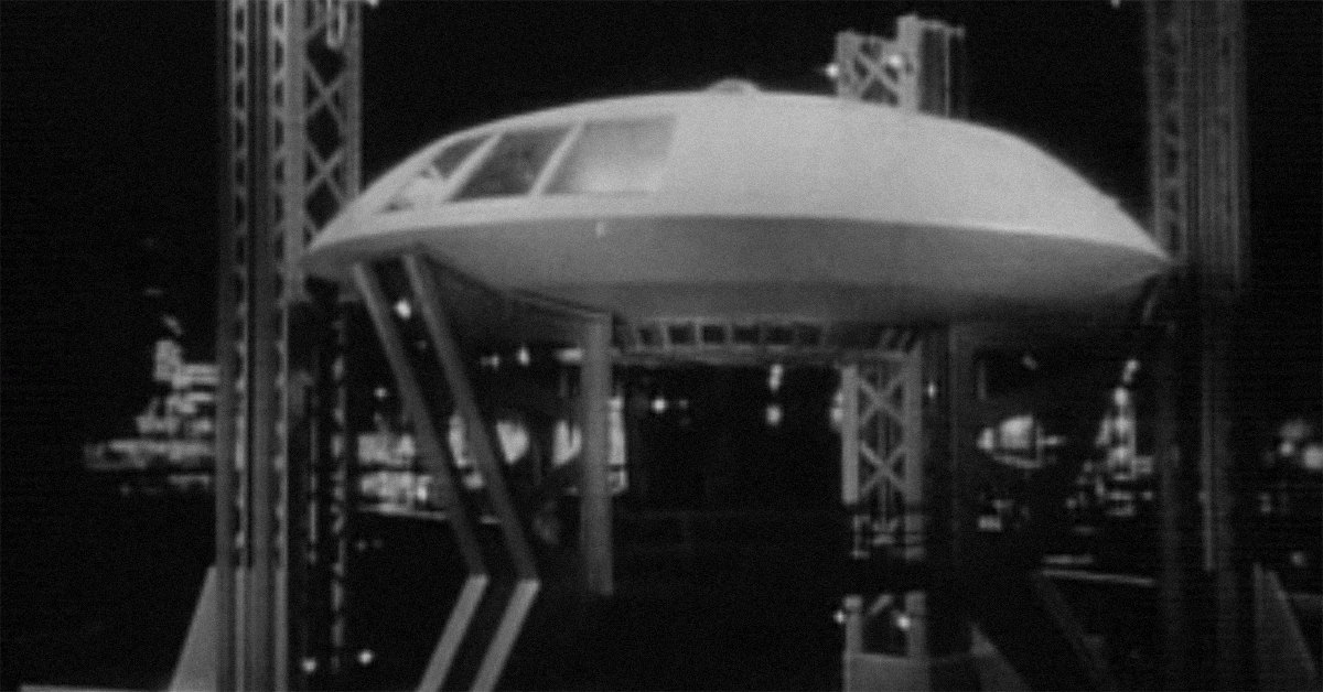 which sci fi tv shows featured these spaceships