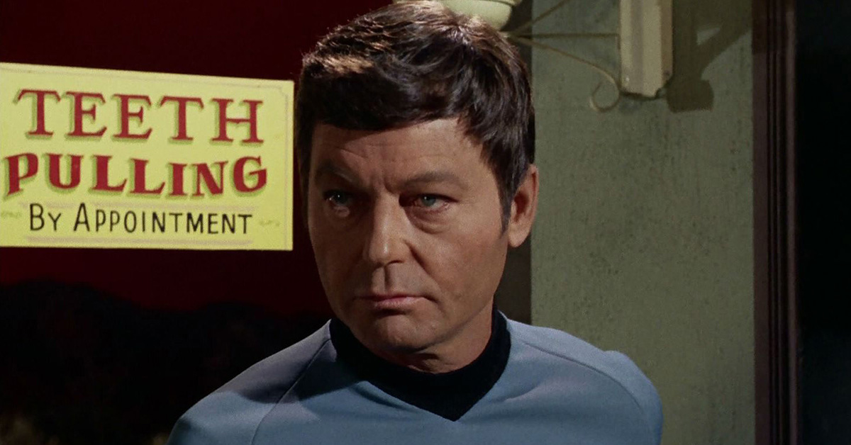 7 things you never knew about deforest kelley sciox Choice Image