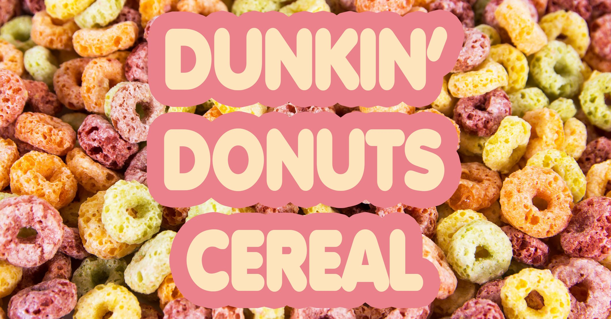 can you guess the shape of these discontinued cereals