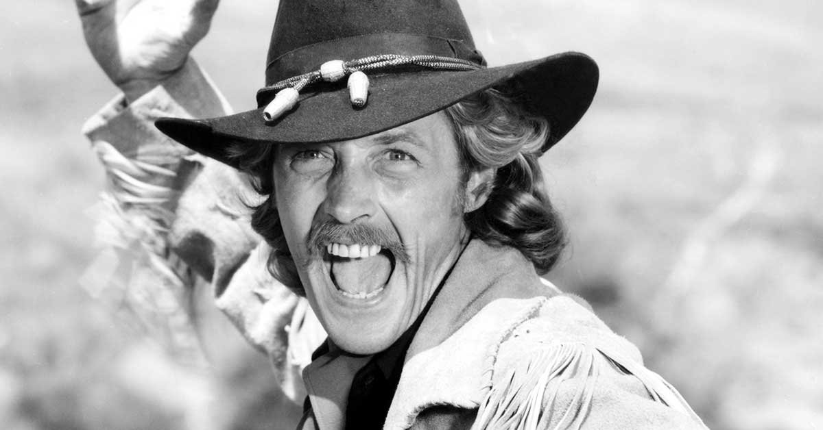 Wayne Maunder, star of 'Custer' and 'Lancer'