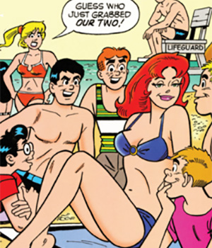 Opinion old archie and gang adult comics