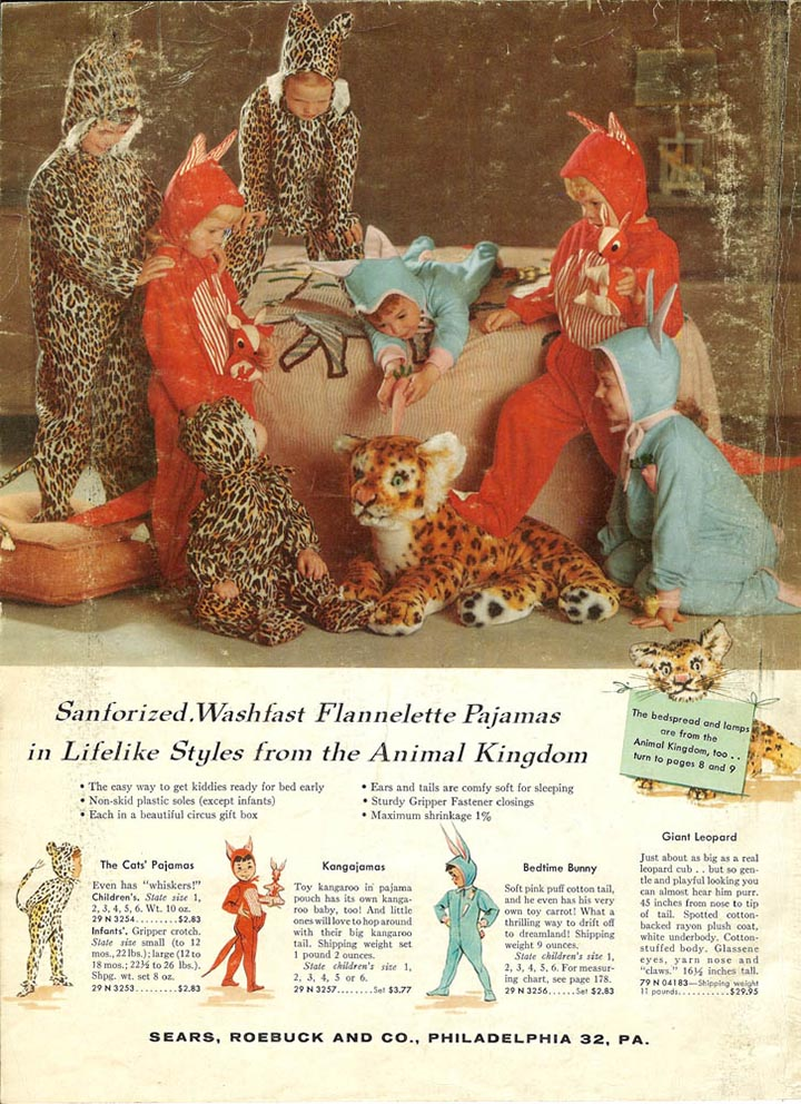 15 incredibly fifties pages from 1950s sears catalogs - Sears Christmas Catalog