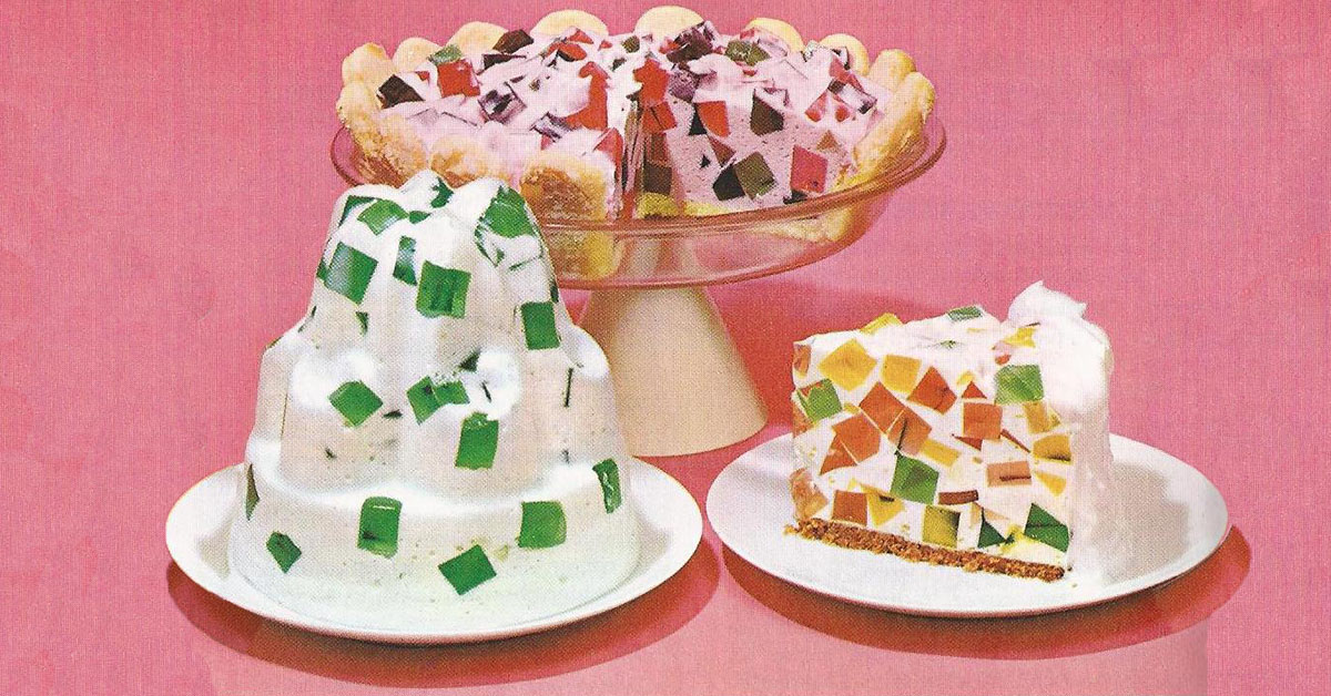 10 popular desserts of the 1960s that deserve a comeback