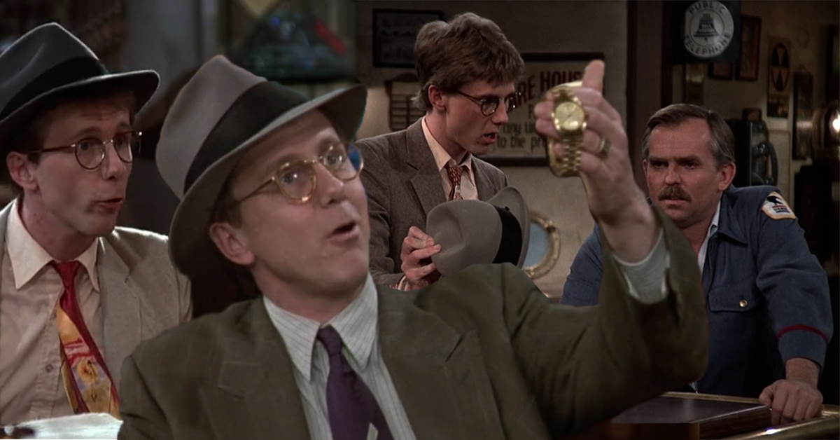 Harry Anderson of 'Night Court' and 'Cheers'