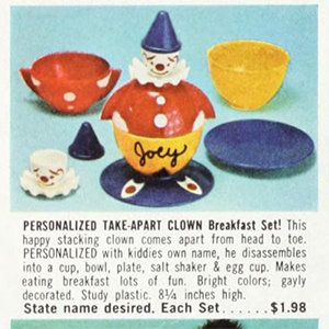 12 fantastic Christmas gifts we found in a 1963 Spencer Gifts catalog