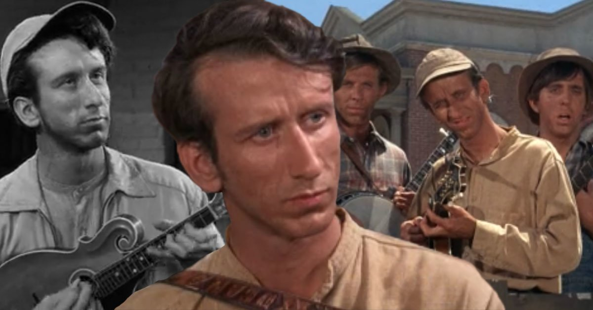Dean Webb, The Darling Boys mandolin player on The Andy Griffith Show