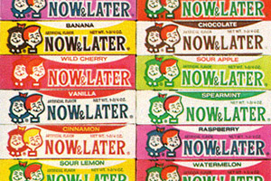 11 classic candies introduced in the 1960s
