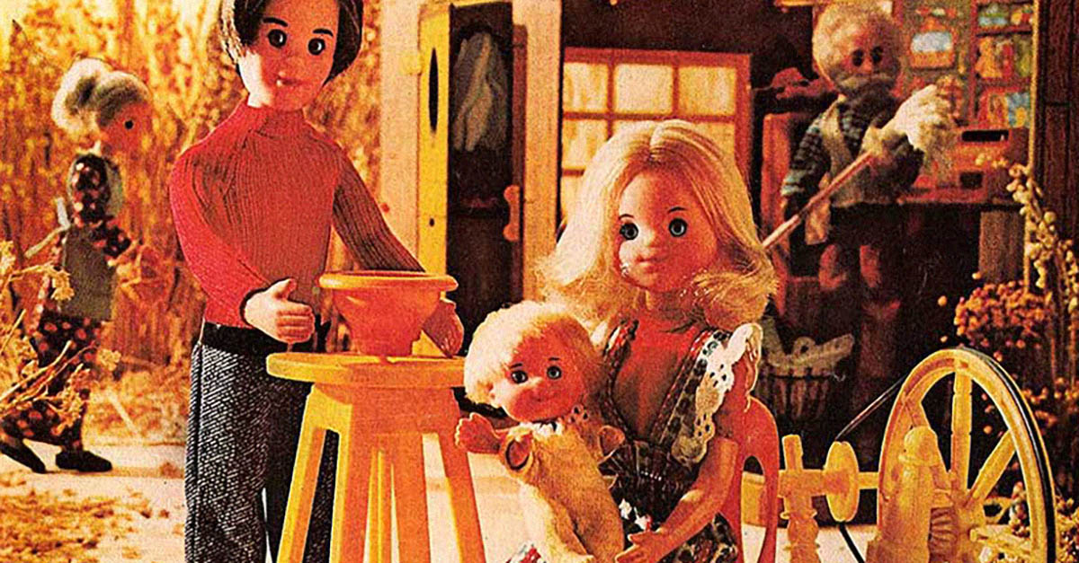 Popular 70s Toys For Boys : The sunshine family were most s toys of