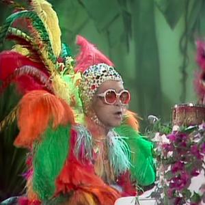 1. The Muppet Show, 1978. In 1978, Elton John