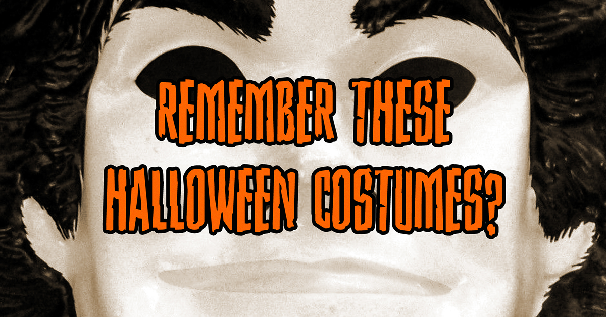 20 vintage halloween costumes based on classic tv characters that might be scarier than monsters