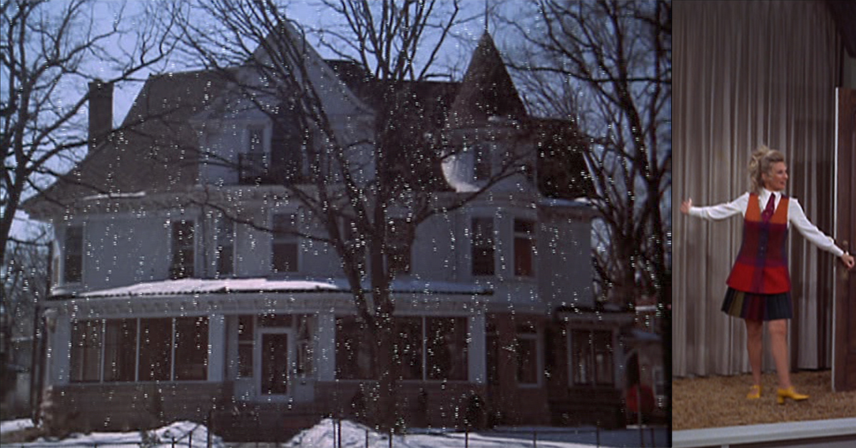 The mary tyler moore show house