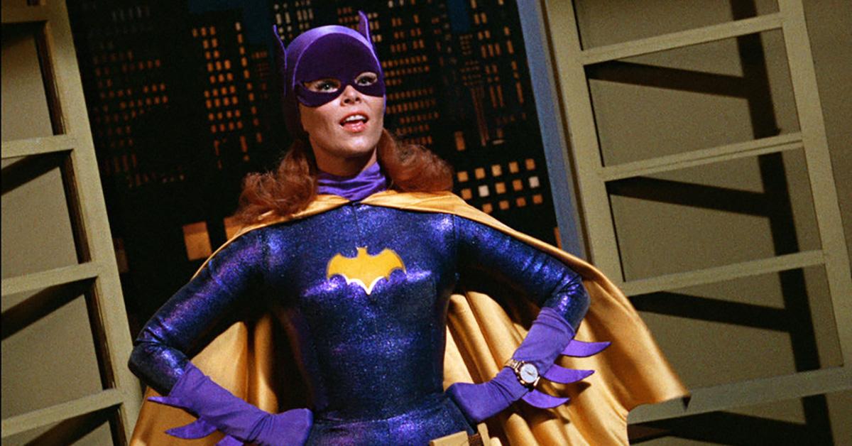 Youu0027ll Never Guess Who Took Batgirlu0027s Costume