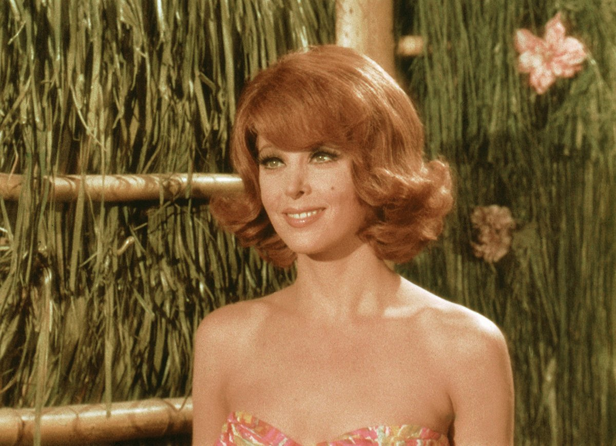 11 early photos of Tina Louise, before she became Ginger Grant on  Gilligan's Island