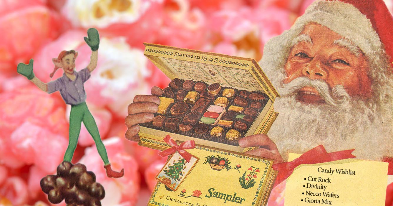 10 old fashioned Christmas candies that will take you back