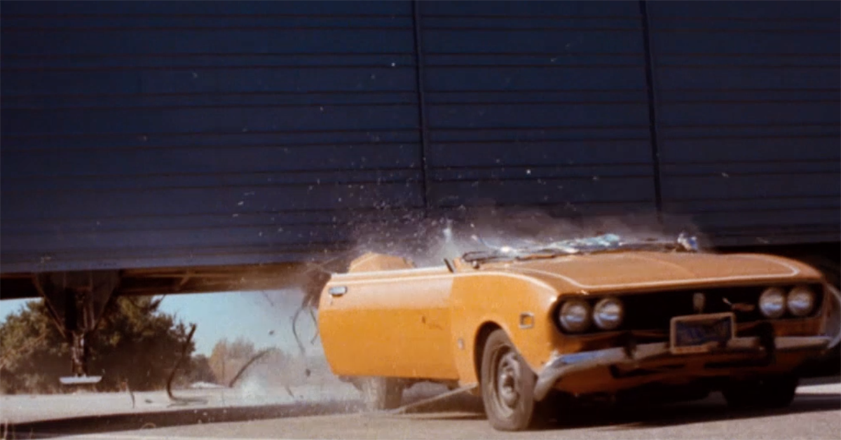Watch: This wild \'CHiPs\' car crash had more fatalities than the rest ...