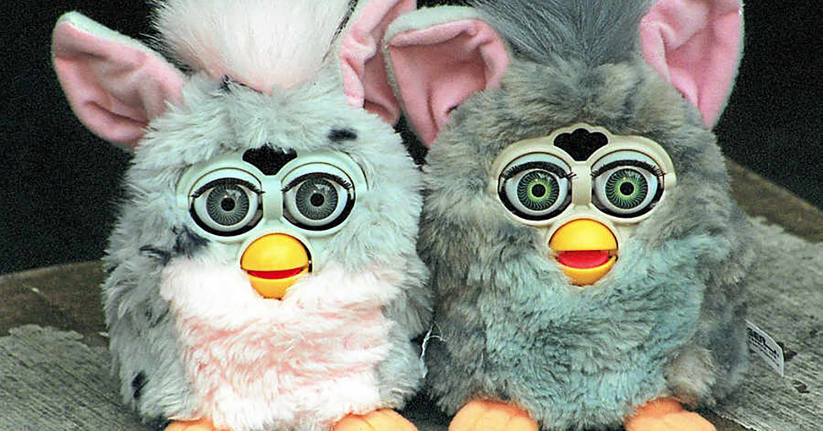 9 Toys You Definitely Bought Your Kids Back In The 90s