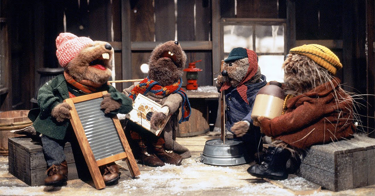 Let's not forget about 'Emmet Otter's Jug-Band Christmas'