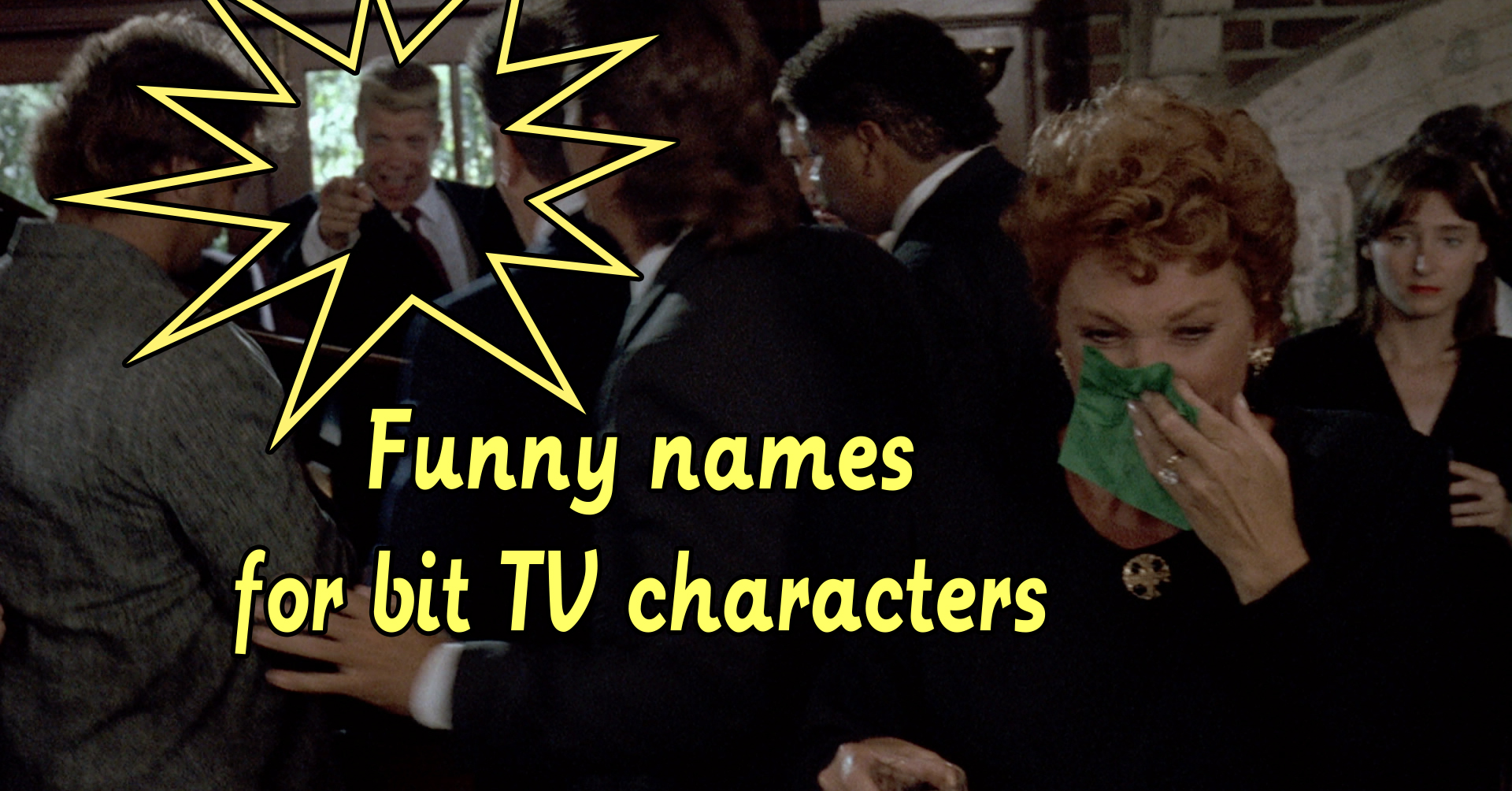 The most hilariously specific TV names go to bit ...