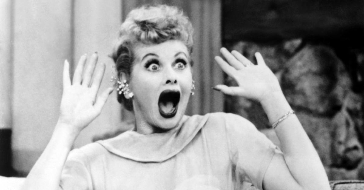 Do You Believe This Dark Fan Theory About 39 I Love Lucy 39