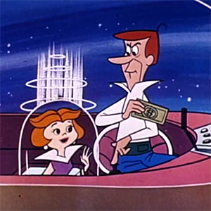 However, George and Jane Jetson were set to have different actors. Sitcom  veterans Morey Amsterdam (Buddy Sorrell on The Dick Van Dyke Show) and Pat  Carroll ...