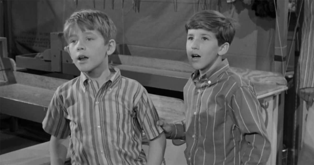 Here's why Little Ricky said the set of The Andy Griffith
