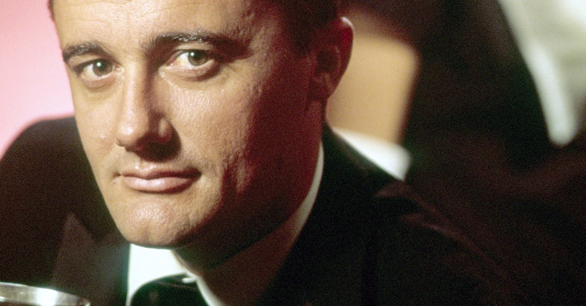 Robert Vaughn of 'The Man from U.N.C.L.E.'