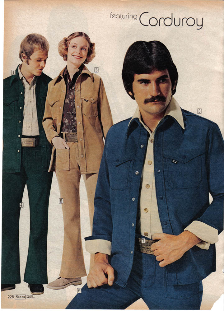 c85f1296b29 11 extremely Seventies pages from the 1975 Sears catalog