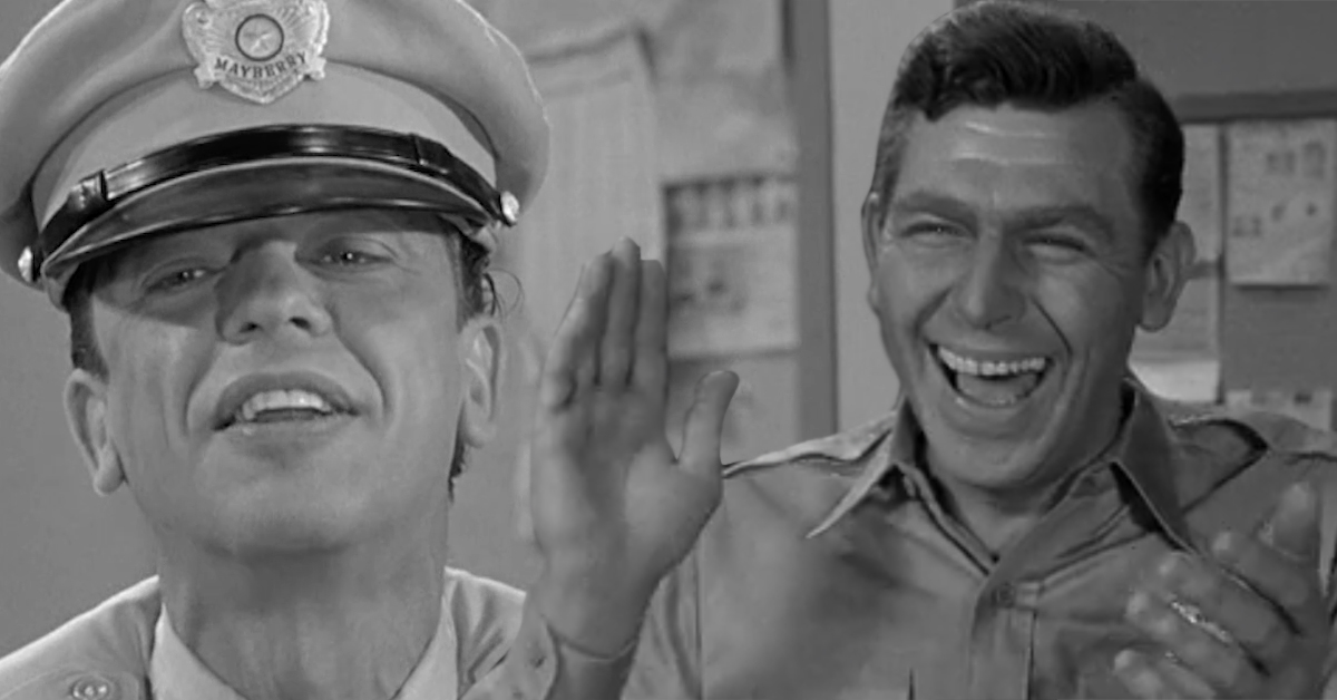 what was andy griffith like