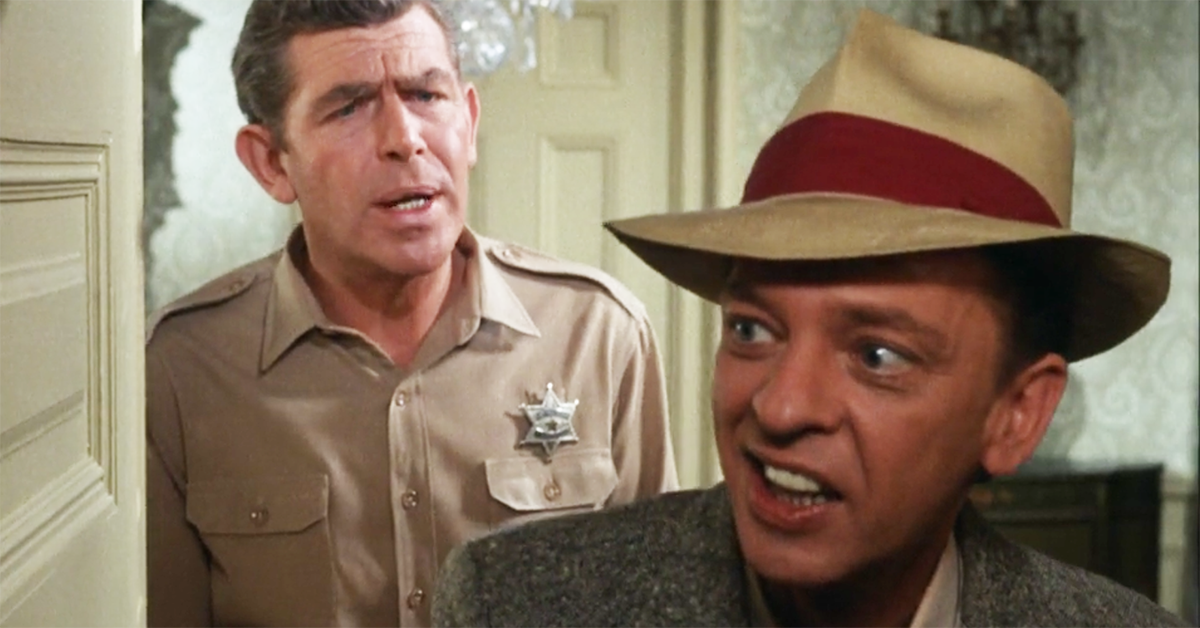 The Andy Griffith Show' was the 60th most watched TV show