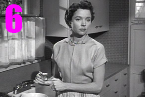 We rank the best housewives from 1950s television