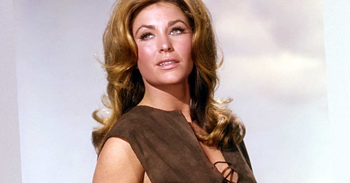 Michele Carey, model-turned-actress of 'Gunsmoke' and 'The Wild, Wild West'