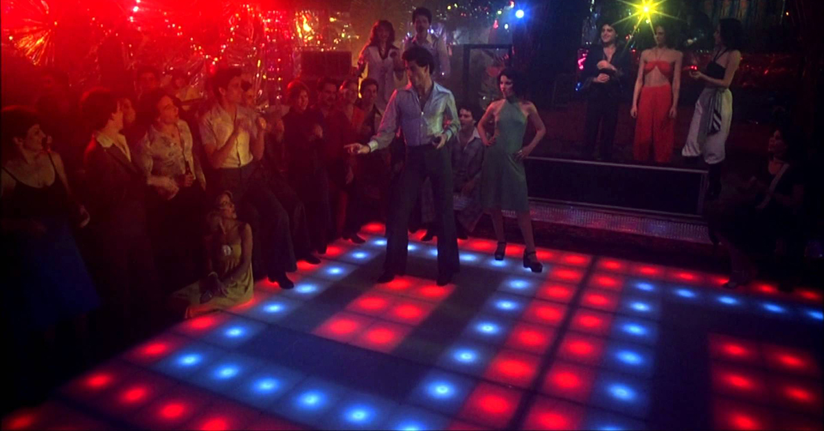 The Dance Floor From Saturday Night Fever Still Exists