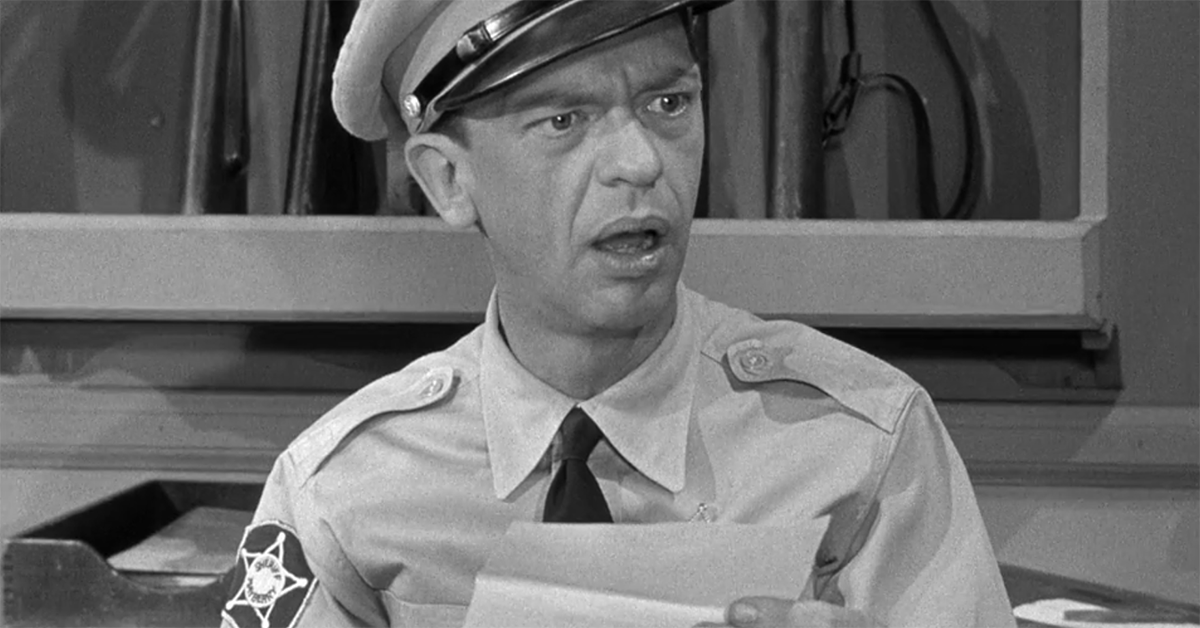 11 Little Details You Might Have Missed In The Andy Griffith Show