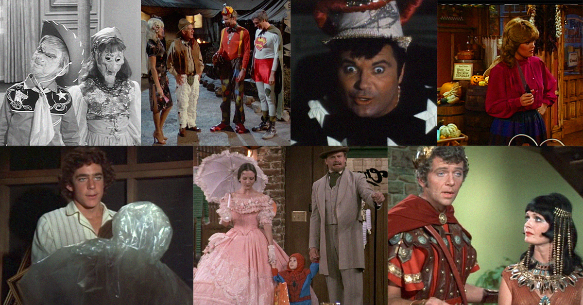 Treat yourself and watch these classic Halloween episodes on MeTV ...