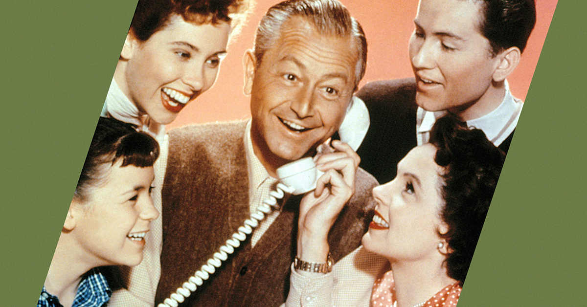 a74f67c5 15 things you never knew about 'Father Knows Best'