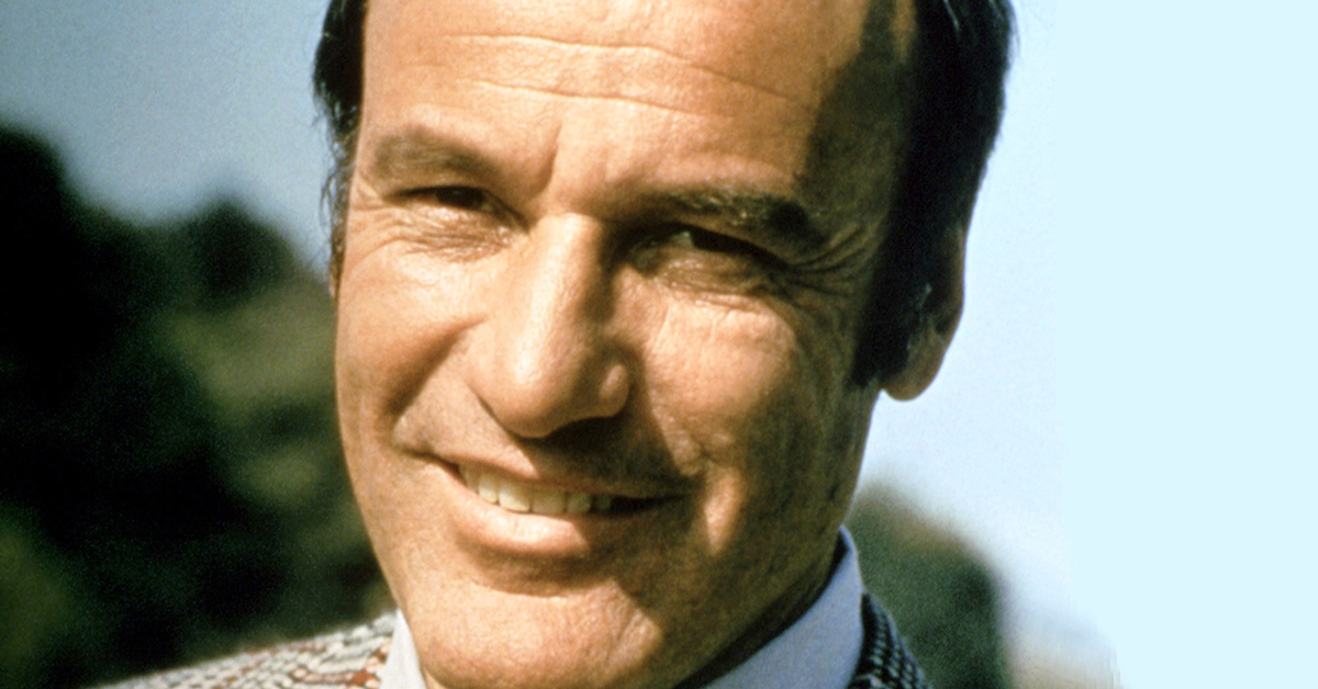 RICHARD ANDERSON OF 'THE SIX MILLION DOLLAR MAN,' 'PERRY MASON' AND 'THE FUGITIVE'
