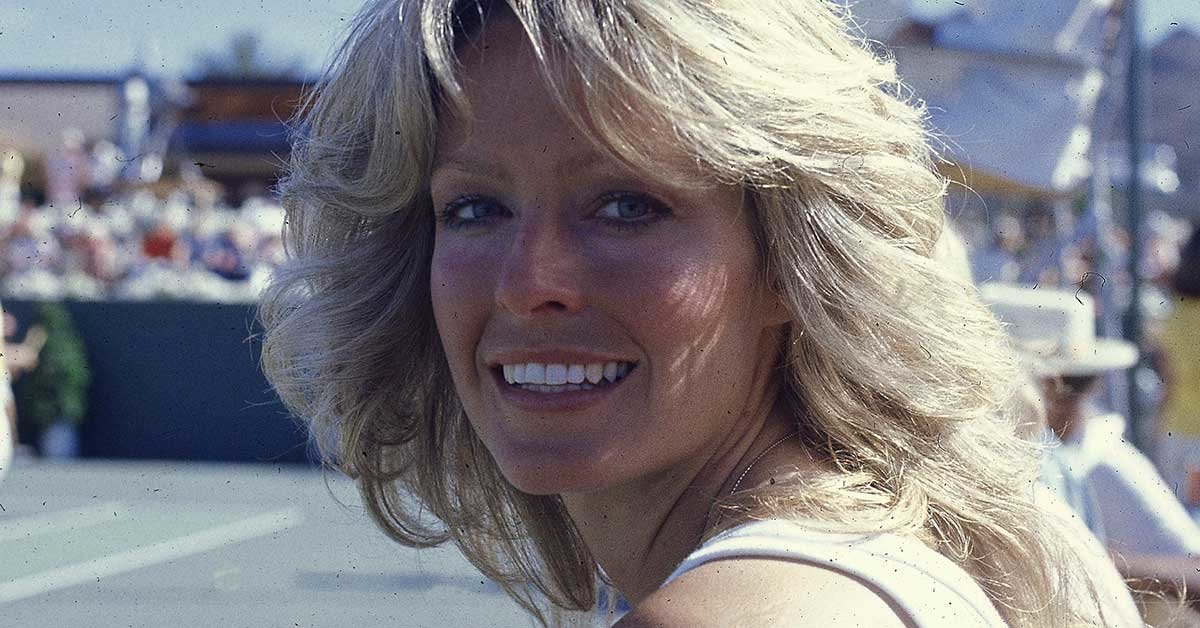 Jaclyn Smith Opens Up About Farrah Fawcett On The 10th