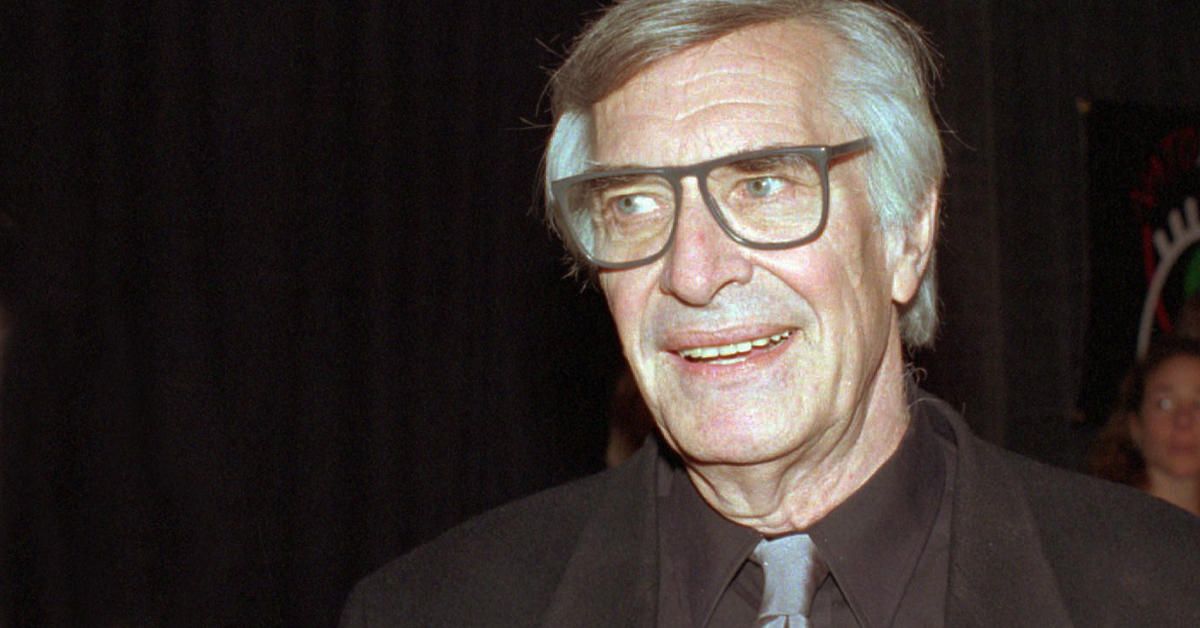 MARTIN LANDAU, STAR OF 'MISSION: IMPOSSIBLE' AND 'SPACE: 1999'