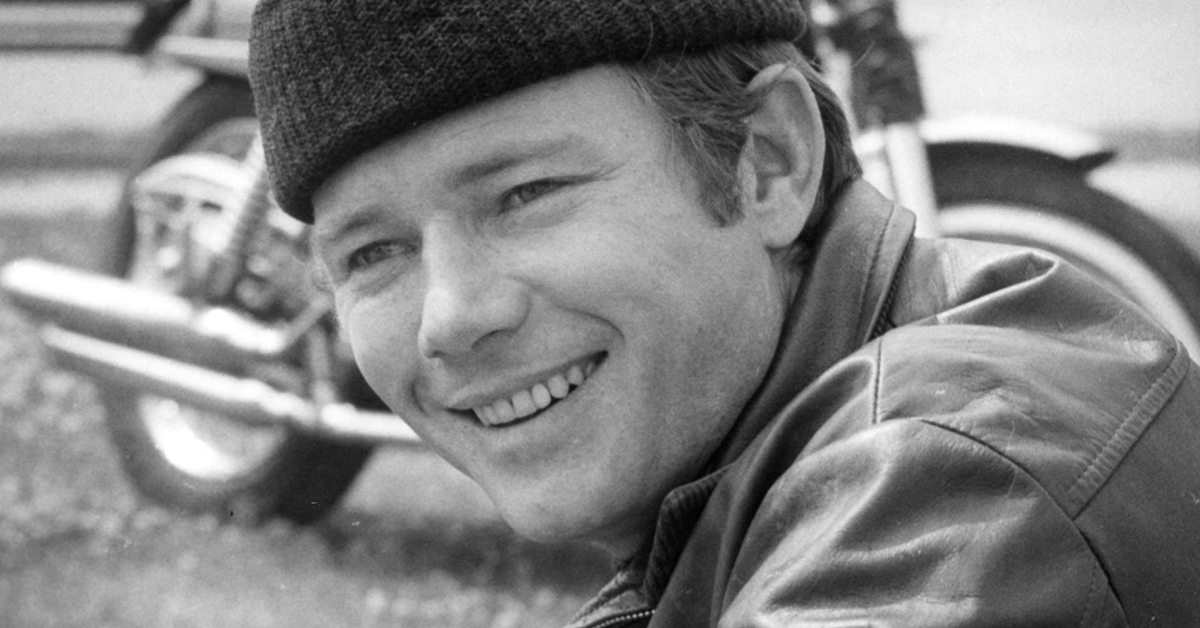 MICHAEL PARKS OF 'THEN CAME BRONSON' AND 'TWIN PEAKS'