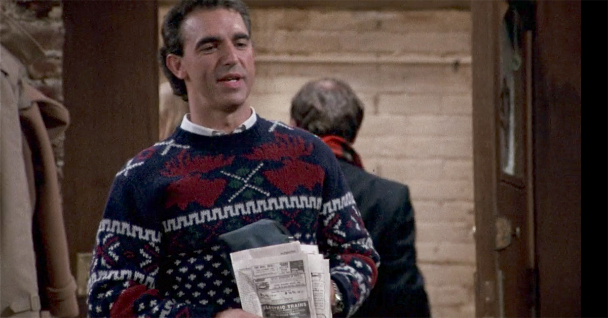 R.I.P. JAY THOMAS OF 'CHEERS,' 'MORK & MINDY' AND 'MURPHY BROWN'