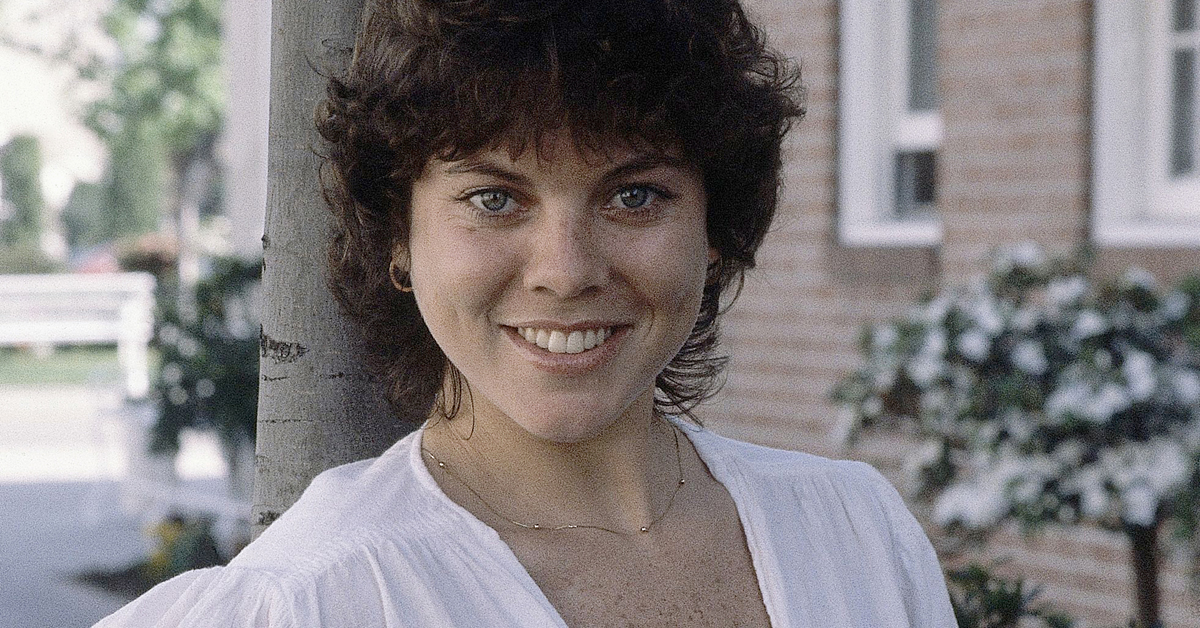 ERIN MORAN OF 'HAPPY DAYS' AND 'JOANIE LOVES CHACHI'