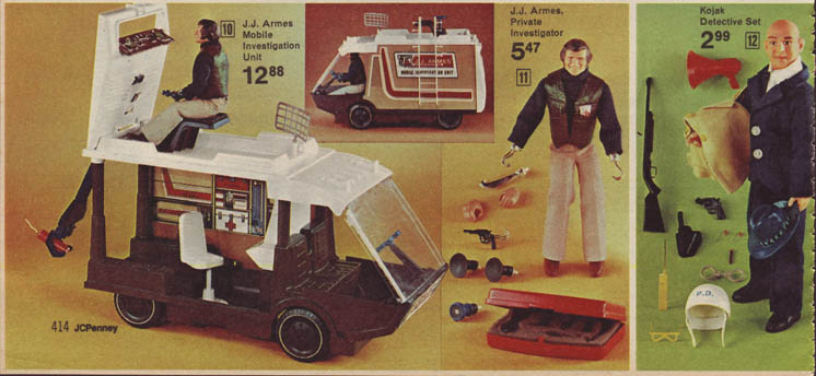 15 incredibly cool vintage toys based on our favorite TV characters