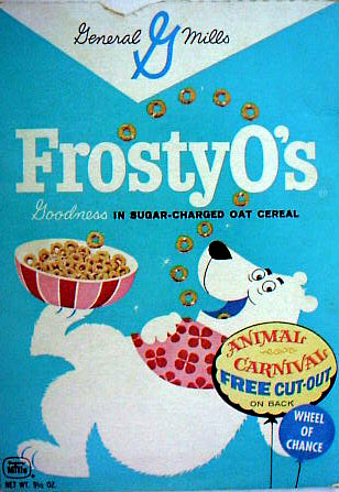 Lost Breakfast Cereals Of The 1960s And 1970s